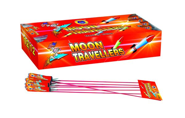 PS7701 Moon Travellers